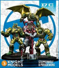 >>  DC Universe Miniature Game: Steppenwolf & Parademons <