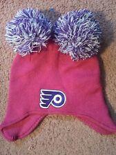 PHILADELPHIA FLYER S  NHL WINTER STOCKING GAME HAT STUDIO 47