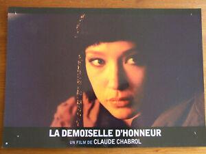 LAURA SMET LA DEMOISELLE D'HONNEUR PHOTO D'EXPLOITATION 2004 21 X 27 CM