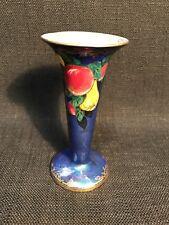 Antique Crown Devon Fieldings Lustrine Florescent Bud Vase