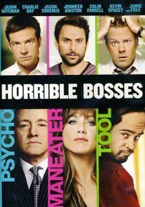 Horrible Bosses (DVD, 2011)