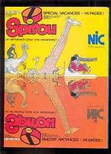 Spirou 2200 du 1.6.1980 numéro double Spécial Vacances