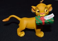 NEW GROLIER Christmas Magic SIMBA with GIFT 26231 161 ( CH1)
