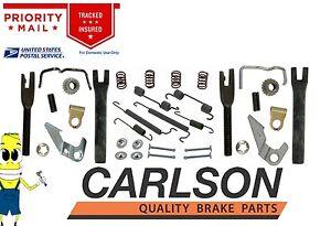 Complete Rear Brake Drum Hardware Kit for Chevrolet SPARK 2012-2014
