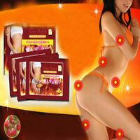 10X/Bag Fat Burn Trim Pads Loss Weight Body Slim Patches Slimming Fast Detox