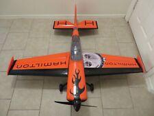 "Rare HAMILTON WATCH BIG MODEL AIRPLANE - 58"" x 55"""