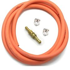 LP LPG PROPANE QUICK RELEASE SNAP FIT QUICK COUPLING CONNECTS 10mm 8mm GAS HOSE