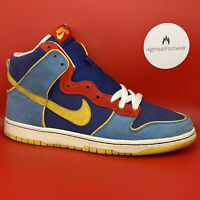 Nike SB Dunk High Pacman 2009 - UK 9.5 / US 10.5 / EU 44.5