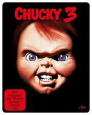 Chucky - Childs Play 3  Limited Uncut Steelbook Edition Blu-ray