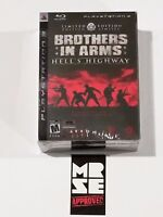 Brothers in Arms Hell's Highway Limited Edition PS3 (PlayStation 3) New Sealed