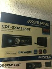 New listing Alpine Cde-Sxm145Bt New In Box I Have 4 Pieces
