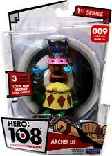 Hero: 108 Kingdom Krashers Archer Lee Action Figure NIB Playmates Toys 009