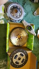 Solid Flywheel+Clutch Ford Transit 2.4tdci  VALEO 835000 replace Luk 415018010