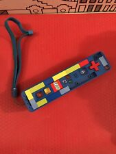 Lego Nintendo Wii Remote Controller Original Wrist Strap & Battery Cover Working