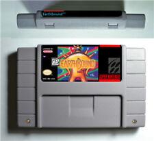 Earthbound SNES Video Game Cartridge Super Nintendo 16Bit NTSC USA Version