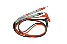 """Test Probe SILICONE for DMM Multimeter 1000V 20A 35"""" (#994-007)"""
