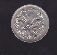 1973  Australia 5 Cent Coin I-929