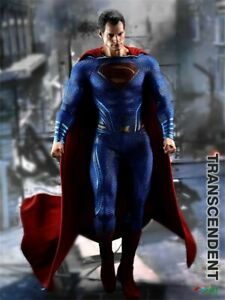 By Art Superman Henry Cavill Justice League 1/6 scale figure NOT hot toys BNIB