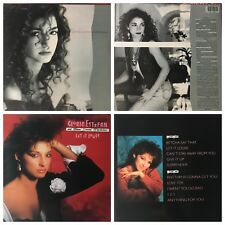 MIAMI SOUND MACHINE - GLORIA ESTEFAN vinyls LP records NearMint $13 each album
