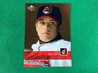 2003 Upper Deck #8 Earl Snyder Star Rookie Cleveland Indians