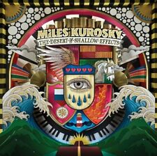New: MILES KUROSKY - The Desert Of Shallow Effects CD