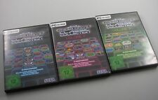 Sega Mega Drive Classic Collection Vol. 1, 2 y 3 completamente (PC, 2010, DVD-box)
