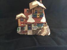 *Beautiful* Dept 56 Alpine Village Bernhardiner Hundchen (1997) 56174 Orig Box