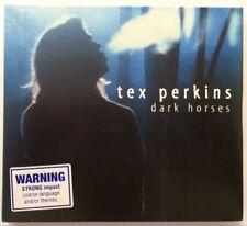 TEX PERKINS Long Night Of The Dark Horses 2-CD 2001 bonus live+hidden TRIPLE J