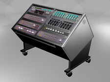Sterling Modular Raised Face-UP Two Bay 24 Space Studio Rack Bay