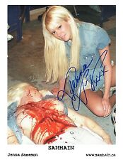 "JENNA JAMESON-""Classic Adult Film Star""-Auth Autographed Promo 3 RARE"