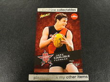 2014 UNDER 22 CARD JAKE CARLISLE FORWARD ESSENDON