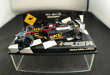 Minichamps F1 KL Mignardi Asiatech PS02 Webber 1/43 neuf boxed/en boite MIB