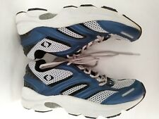 Apex V551 Stealth Runner Men's Comfort Athletic Shoes Sneakers Size 8 Med Blue