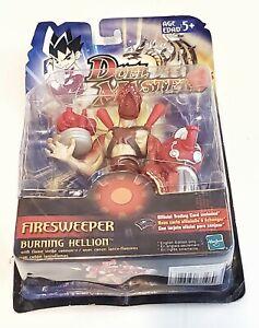 Duel Masters Action Figure Firesweeper Burning Hellion Hasbro Unopened