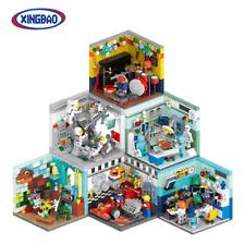 xingbao Microblock Zukünftige Träumer 6PCS Modell Figur Baukästen Spielzeug OVP