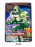 Animal Kaiser Evolution Evo Version Ver 7 Bronze Card (A149E: Mecha Gorilla)