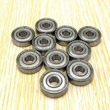 10pcs 627ZZ Miniature Bearings ball Mini Bearing (7mm*22mm*7mm)