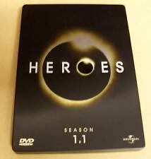 DVD Box Heroes Staffel Season 1.1 Steelbook Metalcase