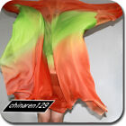 sale POLYESTER COLORFUL BELLY DANCE VEIL 1.5M  2.6M  carry bag