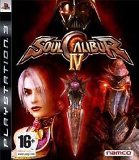 SOUL CALIBUR IV  /  4            -----   pour PS3