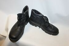 Mens Steel Top Capped Boots Size 44 UK 10 Absorber Shock Sole