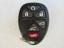 OEM GM CHEVY KEYLESS REMOTE ENTRY KEY FOB CLICKER ALARM 15913427 / 6 BUTTON