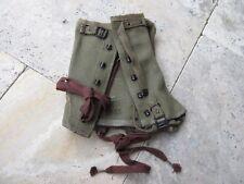 GEBIRGSJÄGER polainas Mountain Trooper leggings 1944/45 Steyr Wehrmacht wk2 ww2