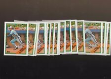 1988 Topps Montreal Expos Baseball Card #720 Tim Raines Lot of 28