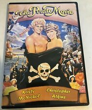 Pirate Movie, The RARE OOP Anchor Bay Region 1 Ted Hamilton 1982 Kristy McNichol