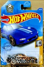 2020 Hot Wheels MAZDA RX-7 CUSTOM NIGHTMARE BEFORE CHRISTMAS DIECAST CARS TOYS