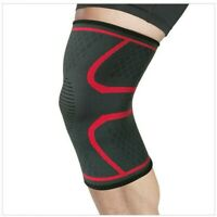 Knee Support Brace Compression Sleeve Neoprene Arthritis Pain Elasticated *****