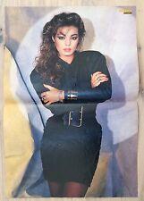 BRAVO POSTER Sandra Lauer Cretu - River Phoenix - 80er Jahre !!!