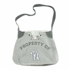 New York NY Yankees Hoodie Material Sling Purse Handbag