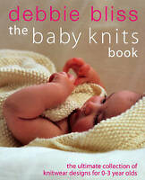 BABY KNITS BOOK-ExLibrary